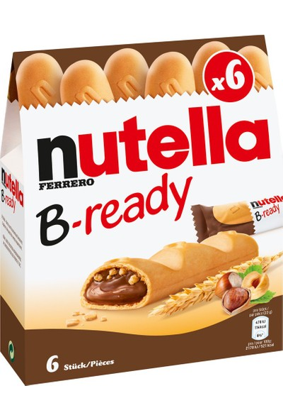 Nutella B-ready Çikolata