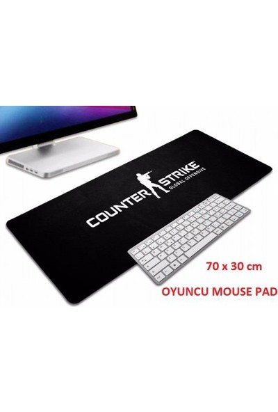 Appa Counter Strike Oyuncu Mouse Pad 70 X 30 Cm