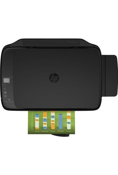 HP Ink Tank 315 Fotokopi + Tarayıcı + Mürekkep Püskürtmeli Tanklı Yazıcı Z4B04A