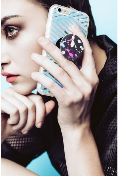 PopSockets Blue Marble Telefon Tutacağı