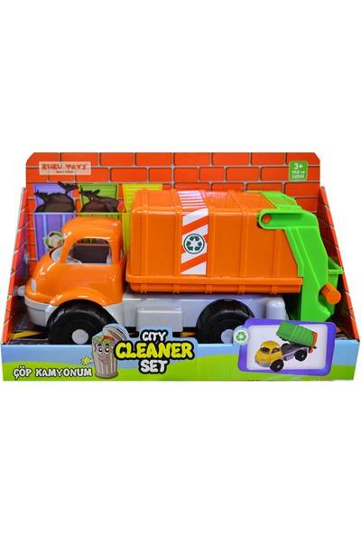 Zuzu Toys Çöp Kamyonu