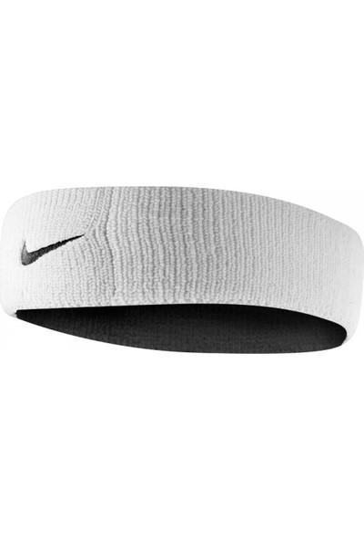 Nike Headband Unisex Saç Bandı Beyaz Siyah N.Nn.B1.101.Os