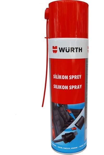 Würth Silikon Sprey 500 ml