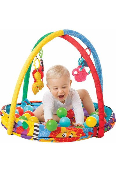 Playgro Top Havuzu Oyun Halısı