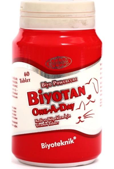 Biyoteknik Biyotan One A Day Tablet
