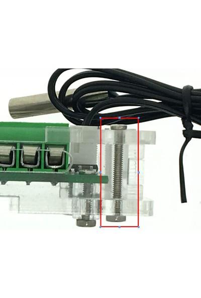 Benetech Kuluçka Termostatı Kutusu W1209 İçin Akrilik Şeffaf Muhafaz Thr253