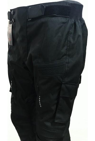 Motospartan Motosiklet Erkek Pantolon 2-Kat 4-Mevsim Motospartan Xl Beden