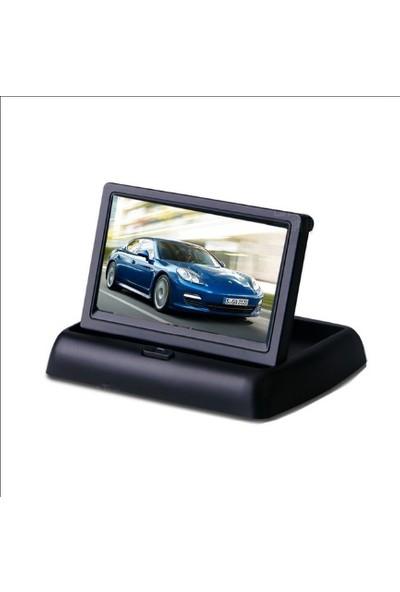 Opel Astra J Hb Kameralı Ekranlı Ses İkazlı Park Sensörü
