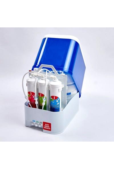 Aquabella Lg Chem Filtreli Organik 8 Aşamalı Su Arıtma Cihazı