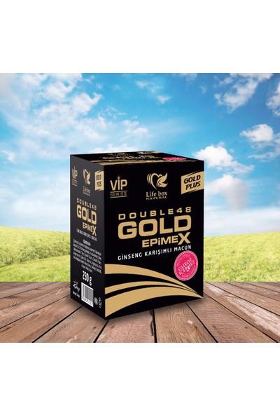 Double 48 Gold Epimex Vip Özel Seri Kuvvet Macunu 230 Gr