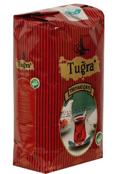 Bey Çay Tuğra Tiryaki Çayı 1000 gr