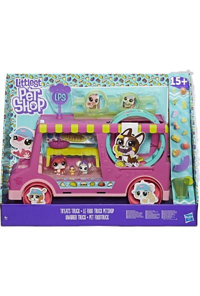 Littlest Pet Shop Miniş Yiyecek Kamyonu