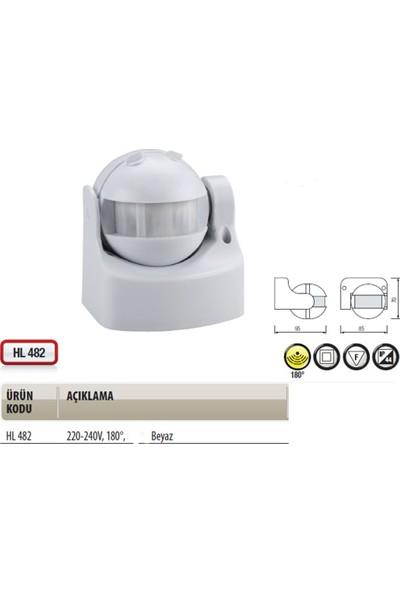 Horoz Lınea Hl 482 180 Derece Hareket Duvar Sensörü