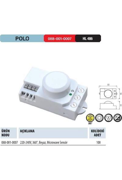 Horoz Elektrik Polo Hl-486 Radar Sensör Hareket Sensörü