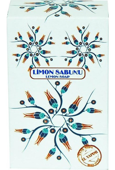 Saba Limon Sabunu 125 Gr