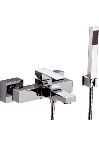 Daniel Rubinetterie Skyline Banyo Bataryası