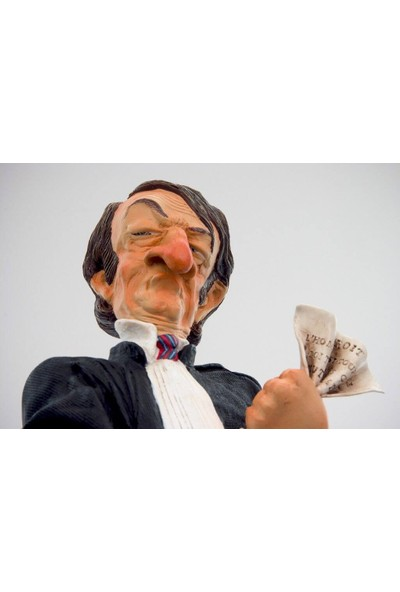 Forchino Erkek Avukat Biblosu - 41 cm