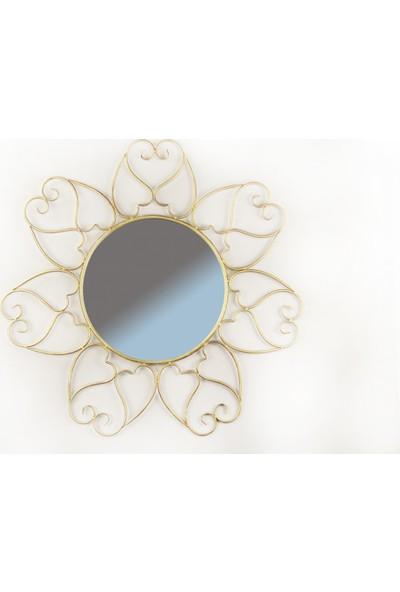 Fidex Home Dekoratıf Metal Ayna