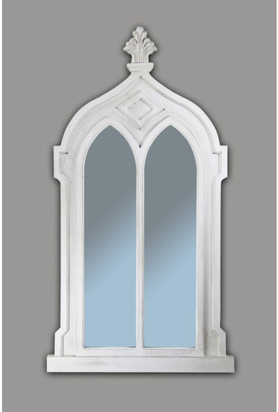 Fidex Home Dekoratif Ahşap Ayna