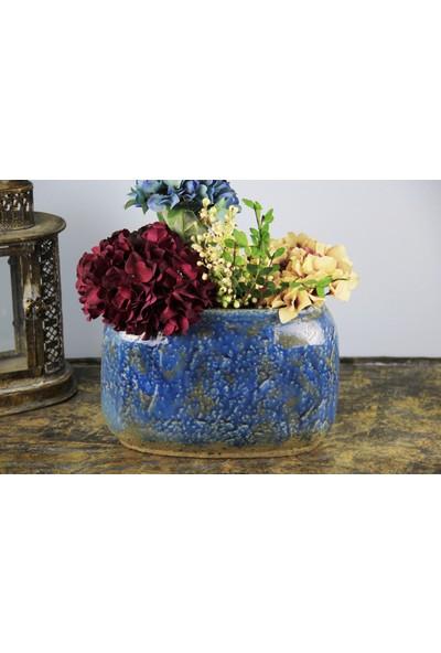 Fidex Home Dekoratif Mavi Gondol