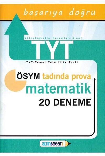 Altınbaşarı Tyt Matematik 20 Deneme