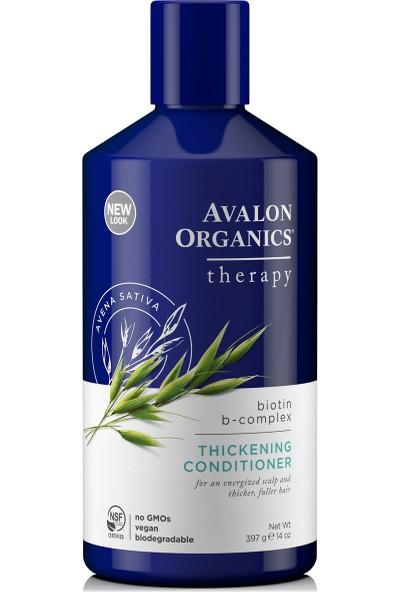 Avalon Organics Biotin B-kompleks Terapi Saç Kremi