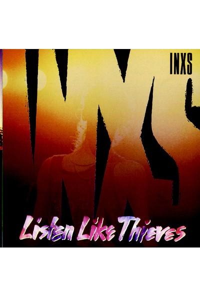 Inxs – Listen Like Thieves Plak