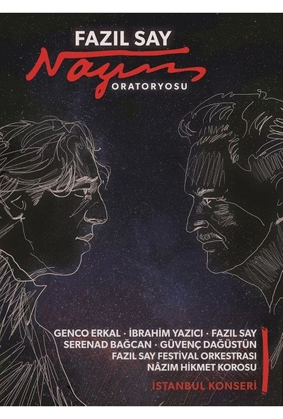 Fazıl Say - Nazım Oratoryosu Dvd