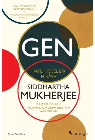 Gen - Siddhartha Mukherjee