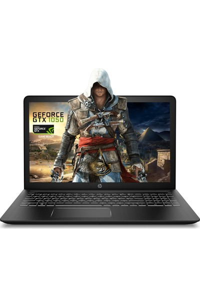 "HP Pavilion Gaming 15-CB007NT Intel Core i7 7700HQ 8GB 1TB GTX1050 Windows 10 Home 15.6"" FHD Taşınabilir Bilgisayar 2GR76EA"