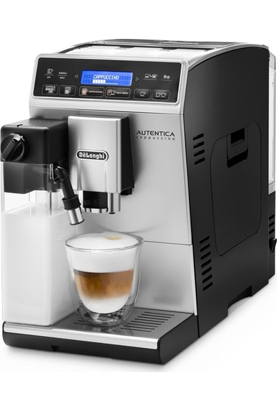 Delonghi Etam29.660.SB Autentica Tam Oto Kahve Makinesi