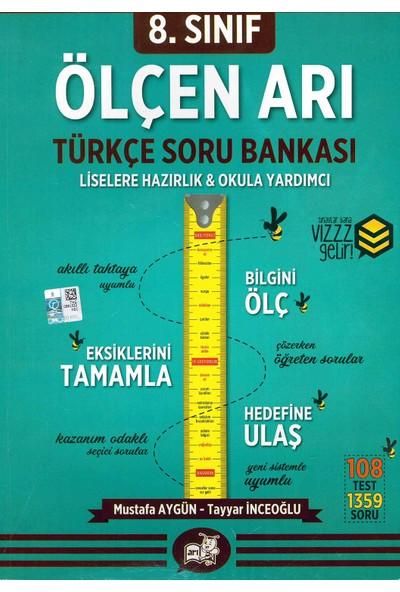 Arı 8. Sınıf LGS Türkçe Ölçen Soru Bankası