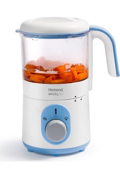 Homend MyBaby 1001 Mama Robotu Buharlı Pişirici