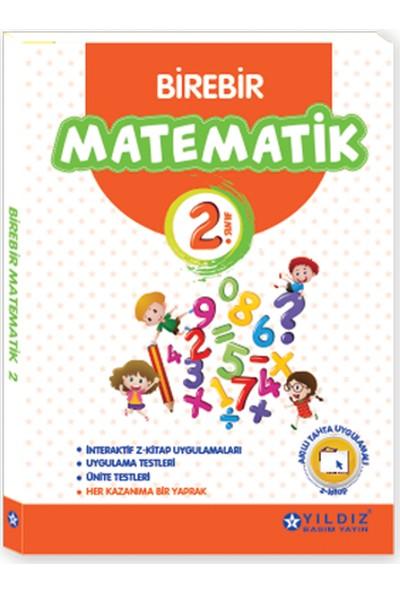 Yıldız Yayınları Birebir Matematik 2. Sınıf