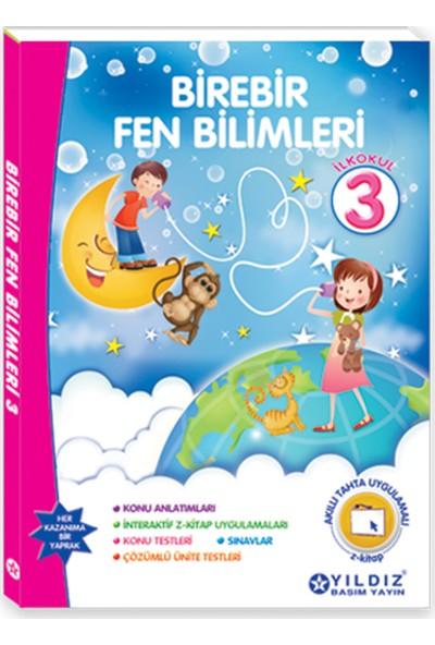 Yıldız Yayınları Birebir Fen Bilimleri 3. Sınıf