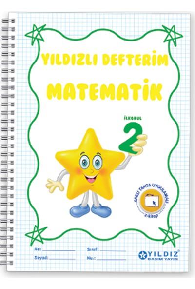 Yıldız Yayınları Yıldızlı Defterim Matematik 2. Sınıf