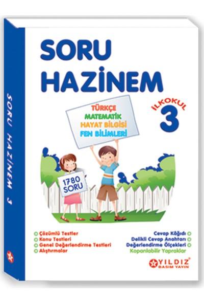 Yıldız Yayınları Soru Hazinem 3. Sınıf