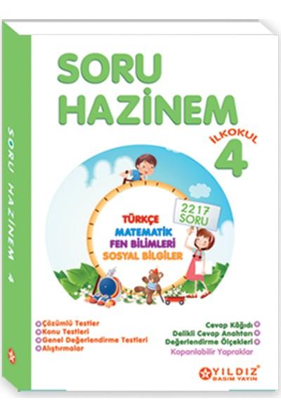 Yıldız Yayınları Soru Hazinem 4. Sınıf