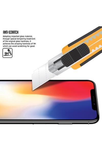 Buff Apple iPhone X Glass Ekran Koruyucu Cam