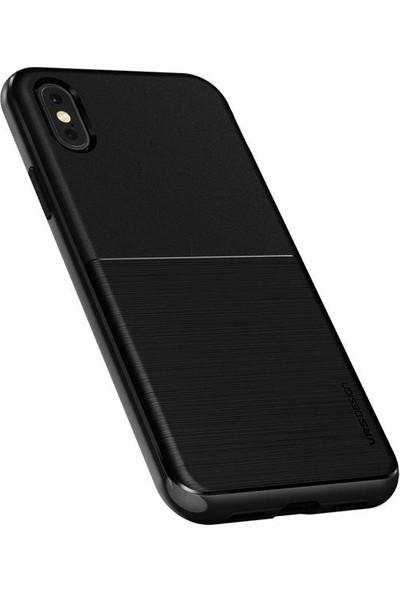 Verus Apple iPhone X High Pro Shield Kılıf Black