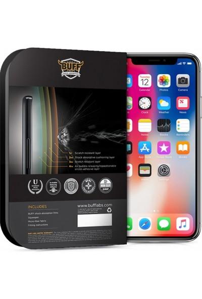 Buff Apple iPhone X Darbe Emici Ekran Koruyucu Film