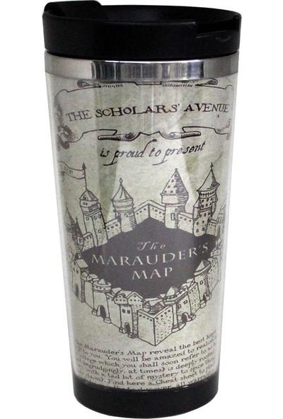 Modaroma Harry Potter Marauders Map Termos Bardak