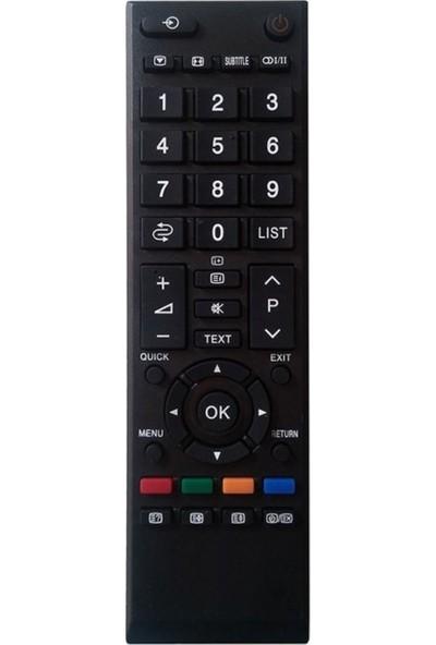 Huayu Toshiba Ct90326 Lcd Led Tv Kumanda