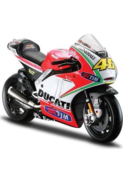Maisto 1:18 2012 Ducati Valentino Rossi MAY34582