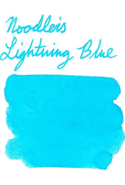 Noodlers Şişe Mürekkep Lightning Blue Hl 3 Oz 19172