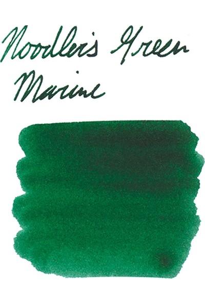 Noodlers Şişe Mürekkep Green Marine 3 Oz 19039