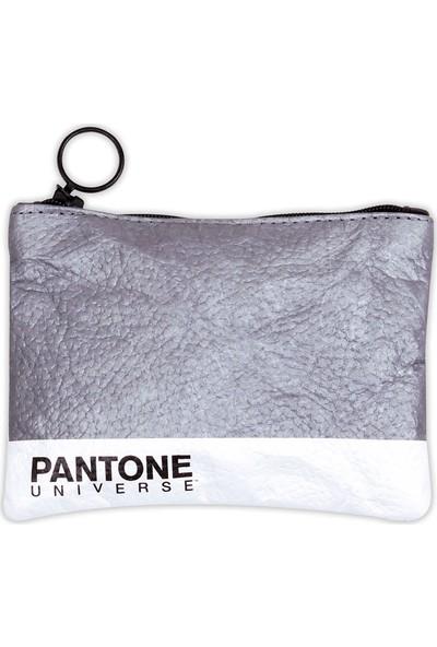 Pantone C1 Bozuk Para Cüzdanı - Gri