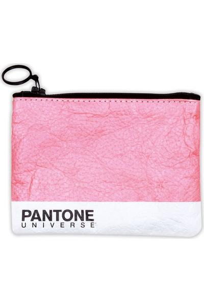 Pantone C1 Bozuk Para Cüzdanı - Pembe