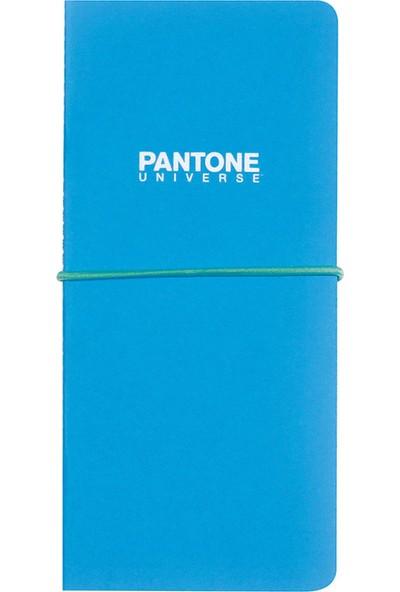 Pantone Ram Çizgisiz Defter Mavi 47223-2