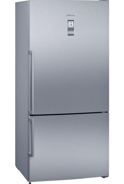 Profilo BD3186I3AN A++ 682 lt No-Frost Kombi Buzdolabı